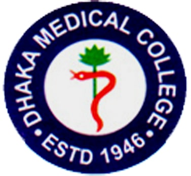 Dhaka Medical College Logo
