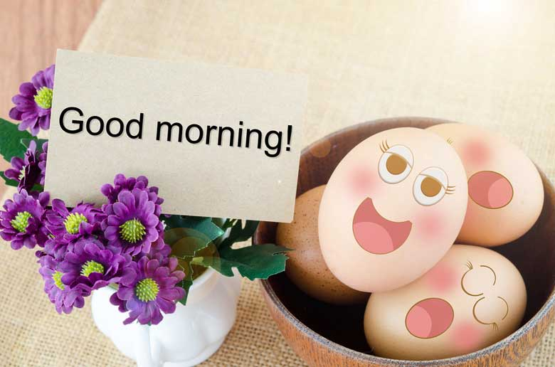 Good Morning Flower Quote