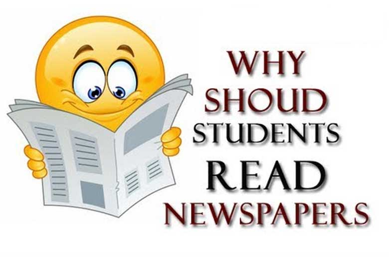 importance of newspaper for students