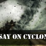 Essay On Cyclone