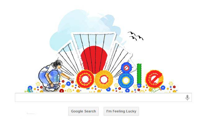 Google Doodle For International Mother Language Day