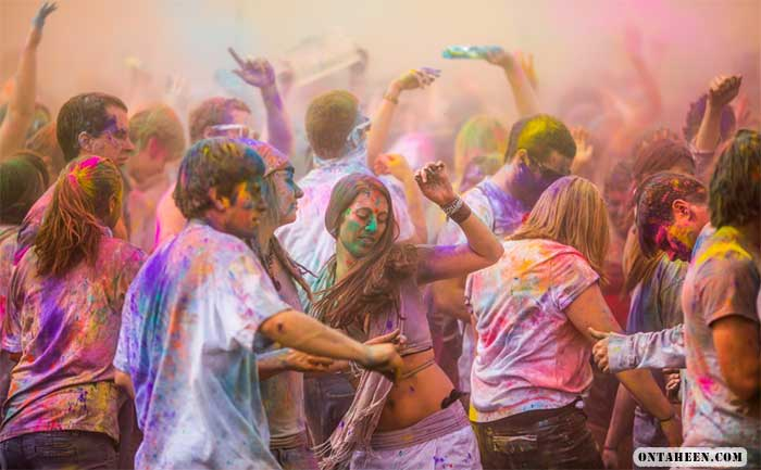 pictures of holi